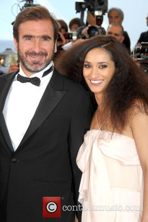 Eric Cantona and Rachida Brakni 1