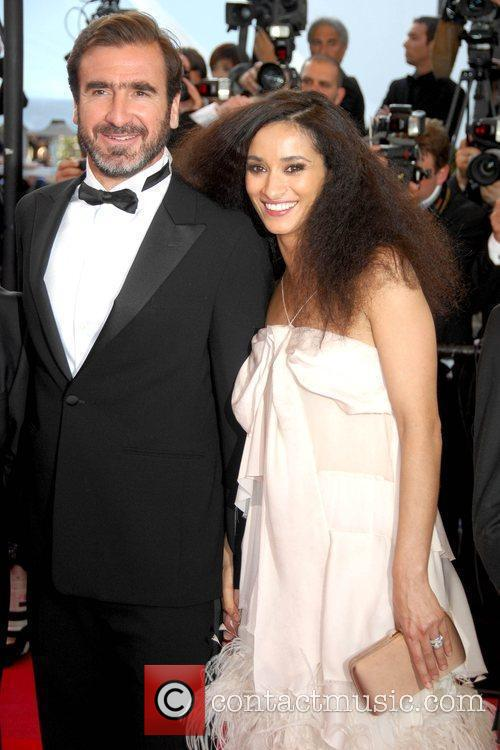 Eric Cantona and Rachida Brakni 2