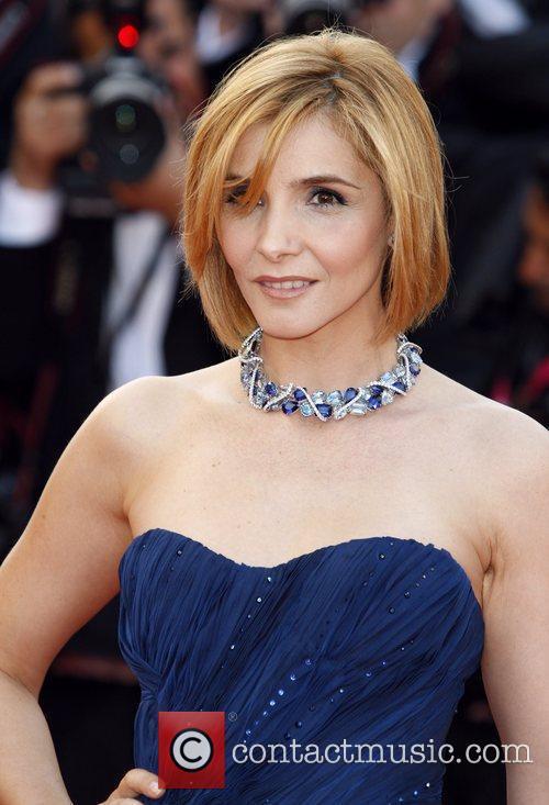 Clotilde Courau 2009 Cannes International Film Festival -...