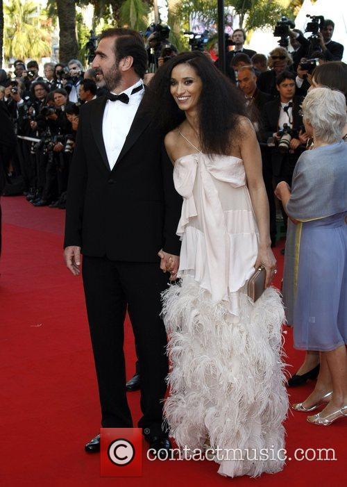 Eric Cantona, Rachida Brakni, Cannes Film Festival