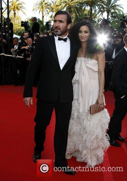 Eric Cantona and Rachida Brakni 1