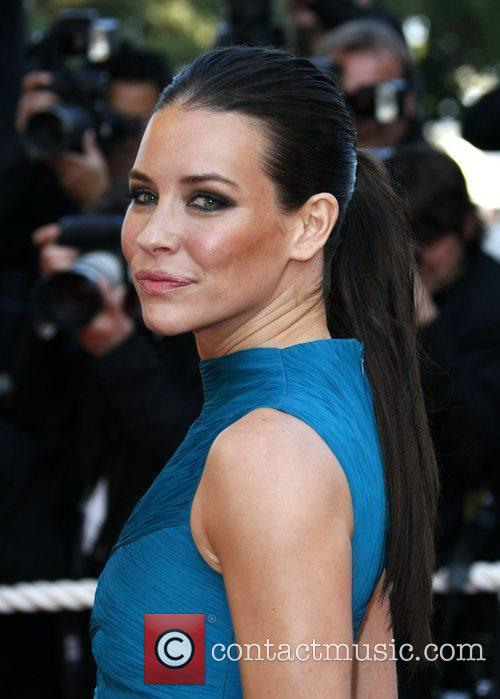 Evangeline Lily  2009 Cannes International Film Festival...