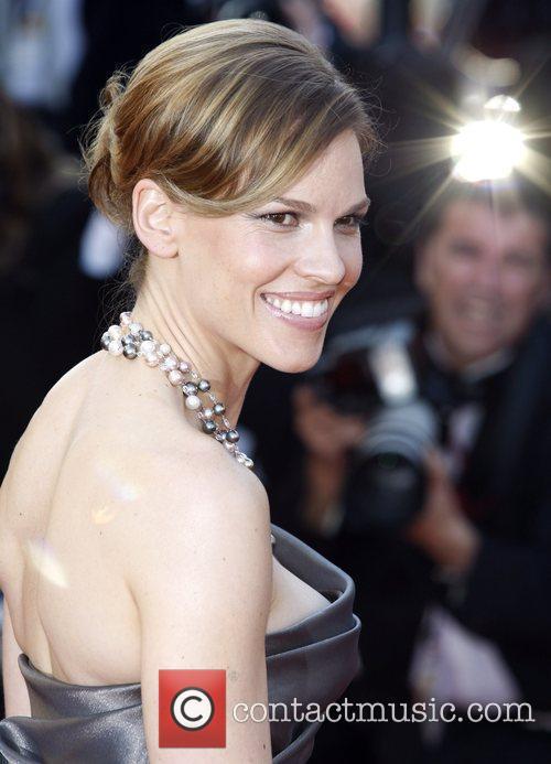 Hillary Swank 2009 Cannes International Film Festival -...