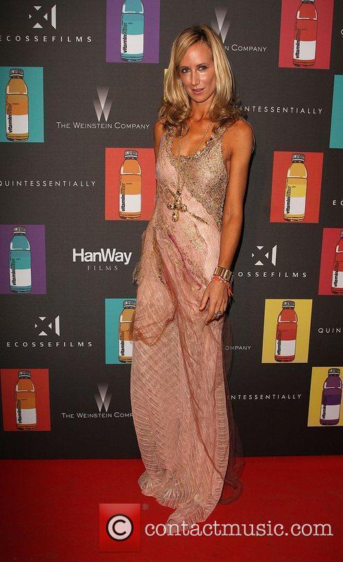 Lady Victoria Hervey 2009 Cannes International Film Festival...