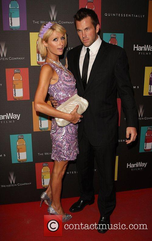 Paris Hilton and Doug Reinhardt 2