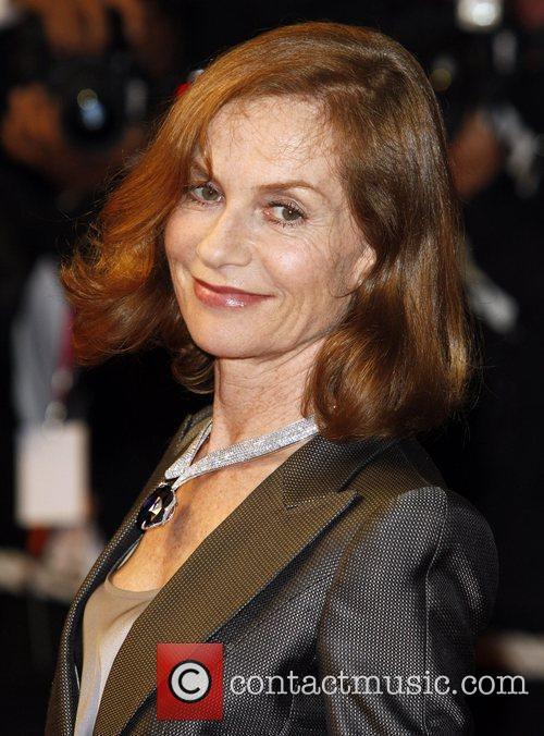 Isabelle Huppert, Cannes Film Festival