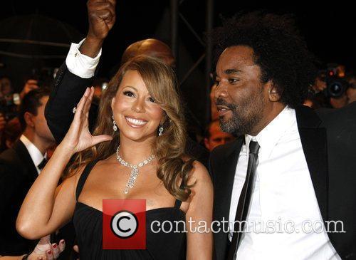 Mariah Carey and Lee Daniels 2009 Cannes International...