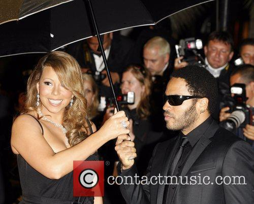 Mariah Carey and Lenny Kravitz 1