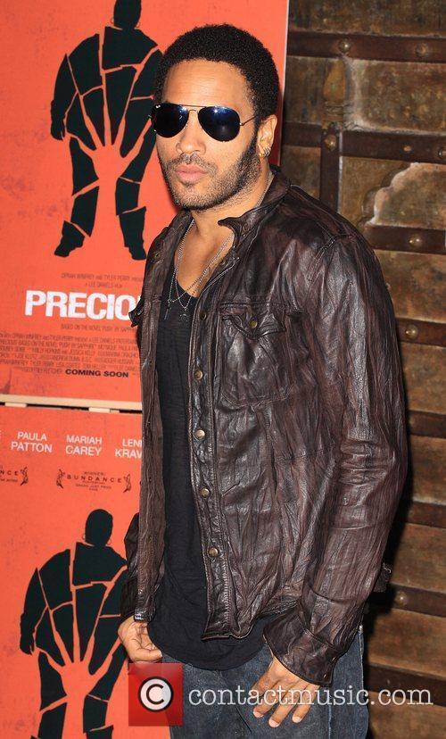 Lenny Kravitz The 2009 Cannes Film Festival -...
