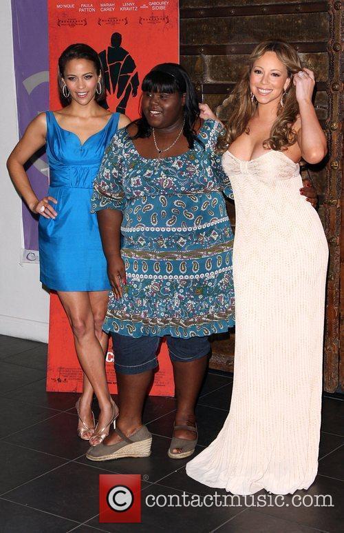 Paula Patton, Gabourey Sidibe aka Gabby Sidibe and...