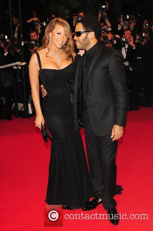Mariah Carey and Lenny Kravitz 7