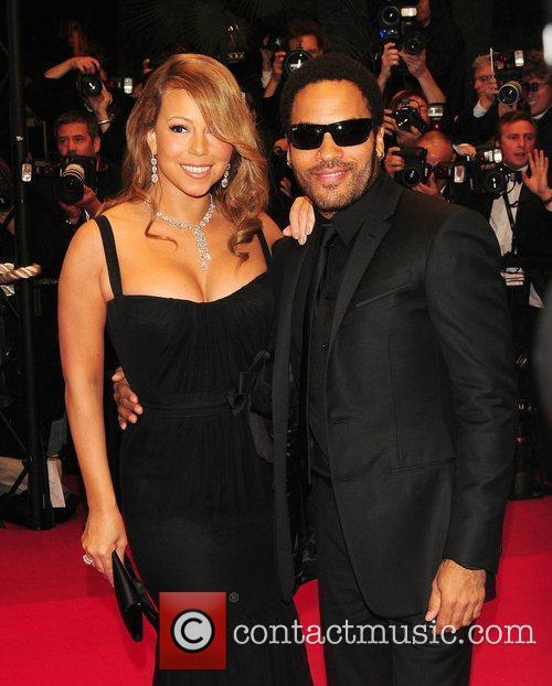 Mariah Carey and Lenny Kravitz 8