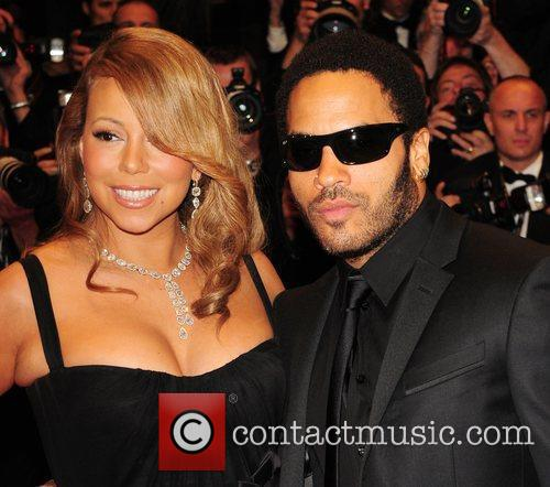 Mariah Carey and Lenny Kravitz 10