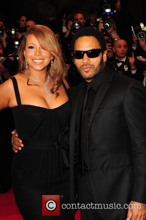 Mariah Carey and Lenny Kravitz 6