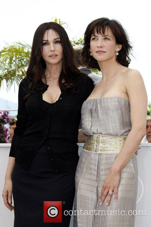 Monica Bellucci and Sophie Marceau 6