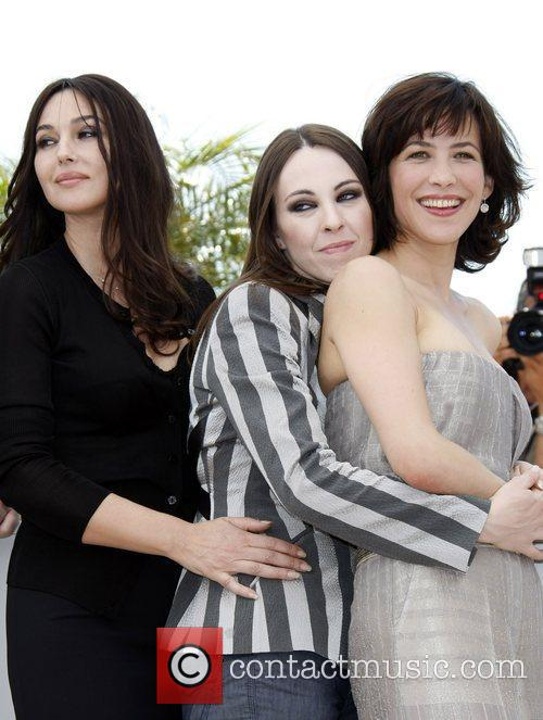 Monica Bellucci and Sophie Marceau 2