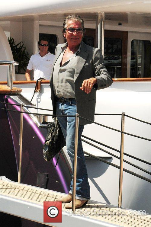 Roberto Cavalli out and about during the 2009...