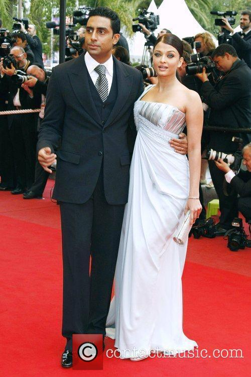 Abhishek Bachchan and Aishwarya Rai 2