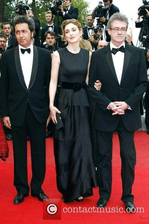 Paolo Sorrentino, Julie Gayet and Piers Handling 2009...