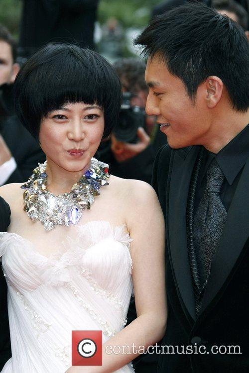 Tan Zhuo 2009 Cannes International Film Festival -...