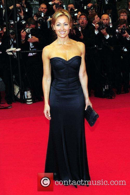 Anne-Sophie Lapix The 2009 Cannes Film Festival -...