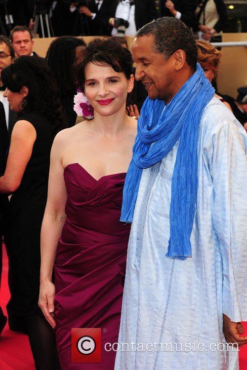 Juliette Binoche and Guest The 2009 Cannes Film...
