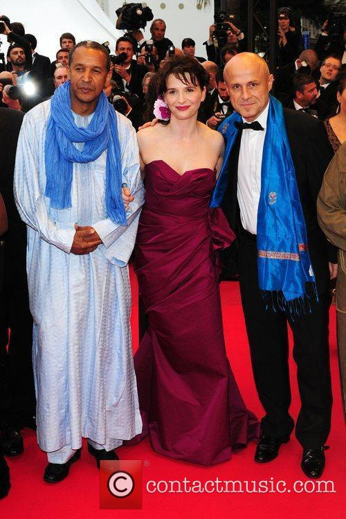 Juliette Binoche and guests The 2009 Cannes Film...