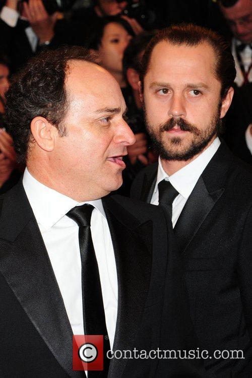Kevin Pollak and Giovanni Ribisi The 2009 Cannes...