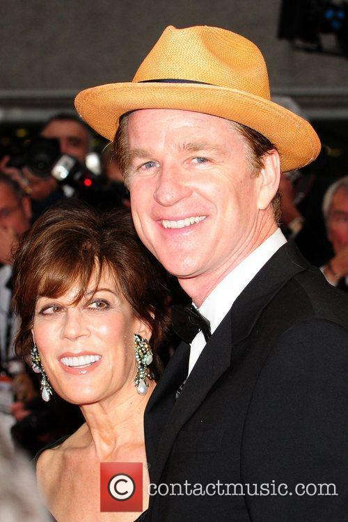 Matthew Modine and Guest The 2009 Cannes Film...