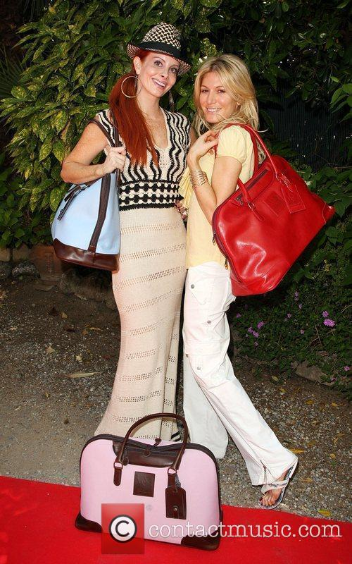 Phoebe Price and Hofit Golan 1