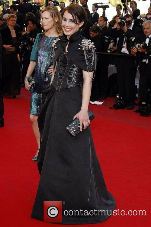 Noomi Rapace  2009 Cannes International Film Festival...
