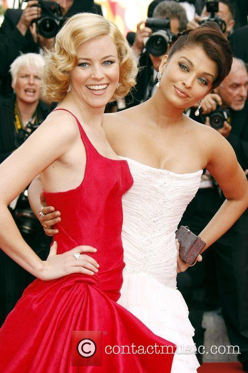 Aishwarya Rai and Elizabeth Banks 1