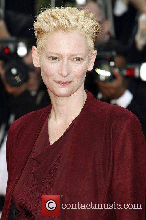 Tilda Swindon  2009 Cannes International Film Festival...