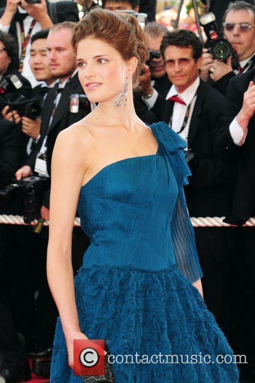 Alessia Polvan 2009 Cannes International Film Festival -...