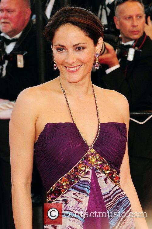 Delphine de Turkheim 2009 Cannes International Film Festival...