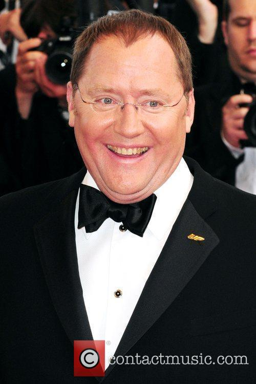 John Lasseter  2009 Cannes International Film Festival...
