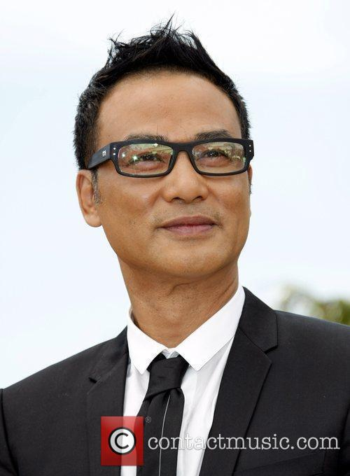 Simon Yam  2009 Cannes International Film Festival...