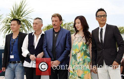Siu-fai Cheung and Johnny Hallyday 5