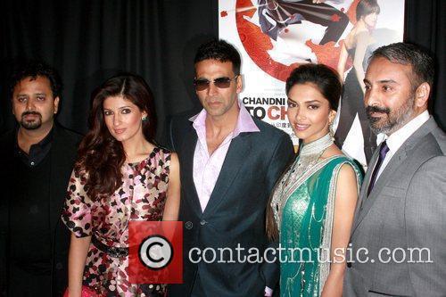 New York Premiere of 'Chandni Chowk To China'...