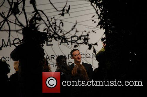 Cheyenne Jackson Mobile Art Chanel Contemporary Art Container...