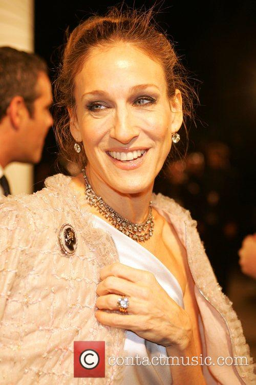 Sarah Jessica Parker Opening Party for Mobile Art:...
