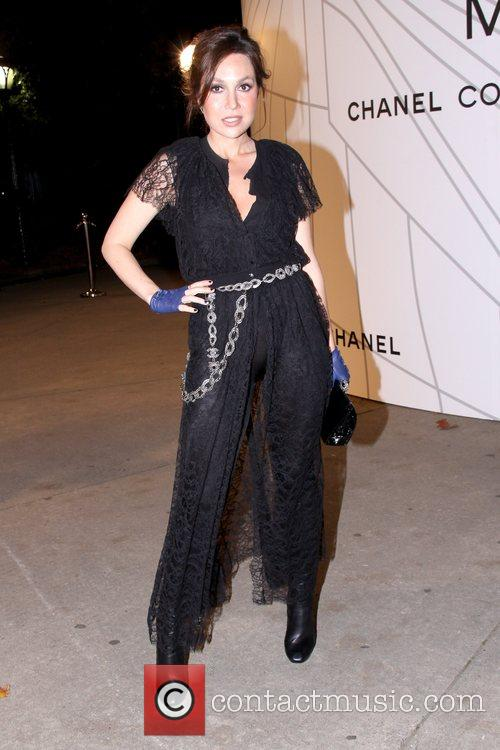 Fabiola Beracasa Opening Party for Mobile Art: Chanel...