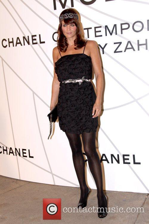 Helena Christensen Opening Party for Mobile Art: Chanel...