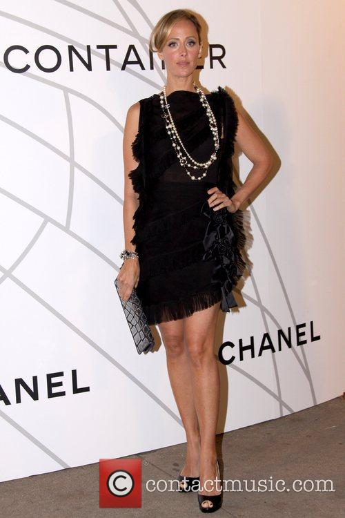 Kim Raver Opening Party for Mobile Art: Chanel...