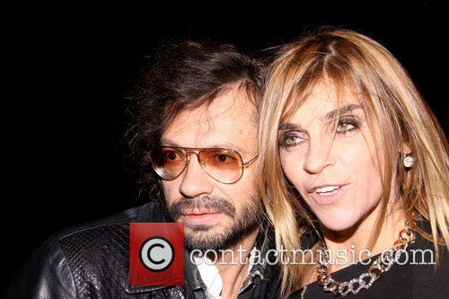 Olivier Zahm and Carine Roitfeld Opening Party for...