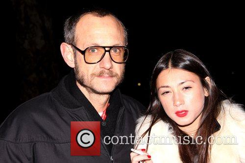 Terry Richardson and Jen Brill Opening Party for...