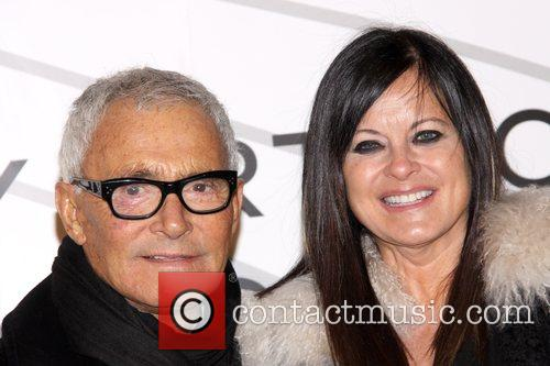 Vidal Sassoon and Ronnie Sassoon Opening Party for...