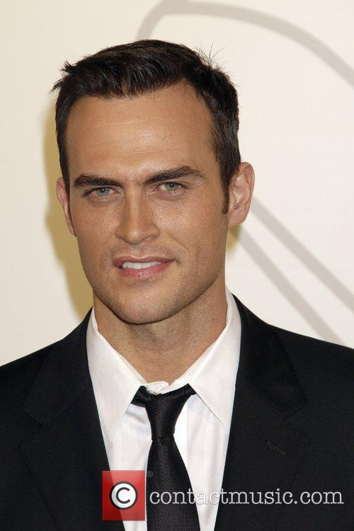 Cheyenne Jackson  Opening Party for Mobile Art:...