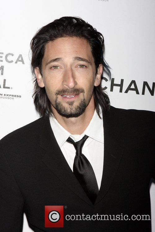 Adrien Brody Chanel hosts their Annual Dinner at...