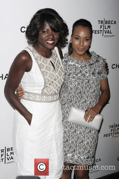 Viola Davis and Kerry Washington 2